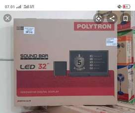 LED Polytron 32 in Soundbar