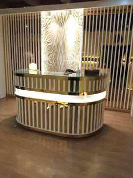 receptionist required for a spa in bahria
