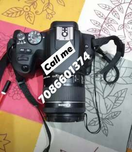 Canon camera 200D to