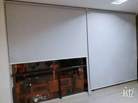 roller blinds /roller widnow blinds blackout and sunscreen fabric