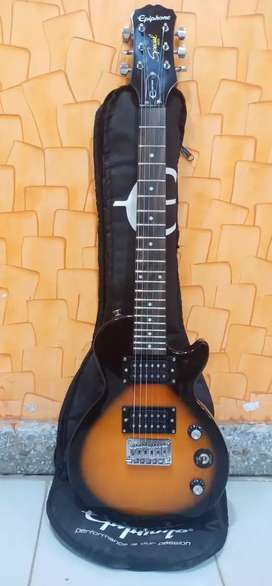 Electric guitar epiphone newb
