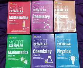 NCERT EXEMPLAR FOR Class XI and XII