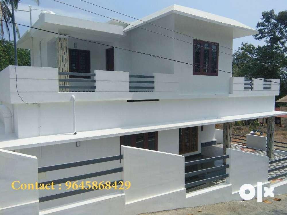 new house in thrukothamangalam-puthuppally