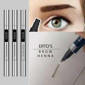 Ertos hena eyebrow
