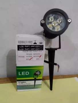 Lampu Spotlight 5watt/Lampu Taman 5watt/Lampu sorot 5watt Lampu tembak