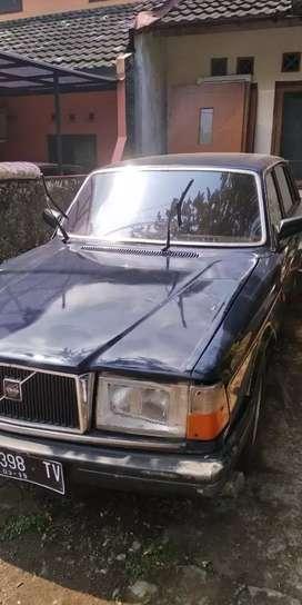 Jual Volvo 240GL bahan