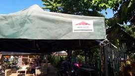 Tenda lipat merk hercules, tenda lipat murah, jual tenda lipat,
