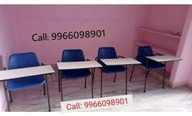 40 Plastic Classroom Chairs - Brand New