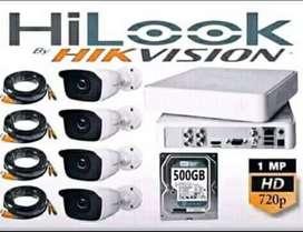 Jasa free instalasi pemasangan kamera pengawas cctv online di HP