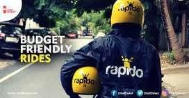 Urgent jobs for Rapido bike taxi