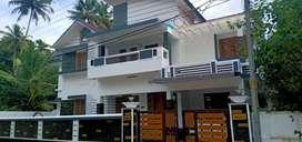 New luxurious style house full ceilinged,teak wood,granite