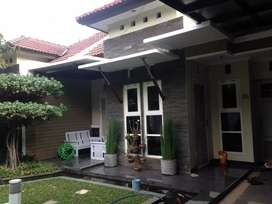 Rumah indah luas antapani 4kmar garasi Lt180/Lb130 padasuka cikutra