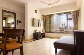 2 Bhk Fully Furnished flat For Family In Rustomjee Reivera