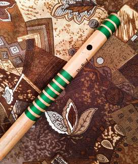 """C bass 35"""" (86 cm) scale Side Blown Bamboo Flute"""