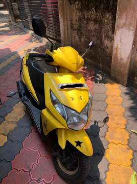 Honda dio 2015 model well maintained