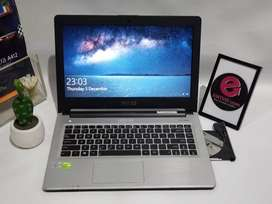 Asus K46CB intel (R) Core i7 Geforce 740M