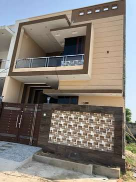 2 KITCHENS 4 BEDROOMS STAIRS OUT SIDE 30 FEET ROAD KOTHI NAKODER ROAD
