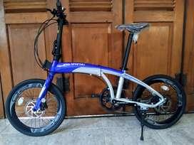 SALE!! Sepeda LipatAvand Chester IX (9speed)(Brand New)