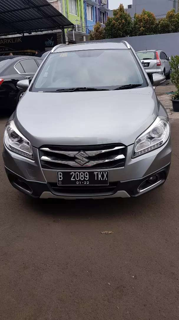 DP 5! Suzuki SX4 S-Cross 2016 grns 1 th bisa tt jazz, swift, agya, dll 0