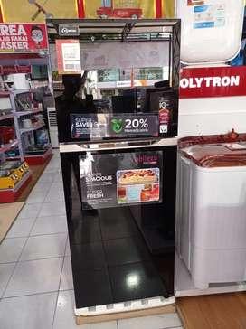 kulkas polytron bisa kredit tanpa Dp dan jaminan
