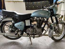 RE 1990 model with New tyre and good condition