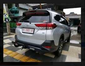 Bumper Towing Belakang ALL NEW RUSH TERIOS AccesoriesKIKIM 