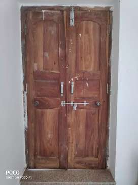 10 pair Doors with Chaukhat each pair seling price 6000/-