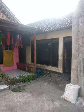 Rumah kampung mojoruntut krembung sidoarjo harga hancur