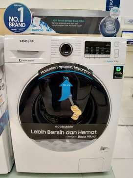 Bunga 0% Kredit Mesin cuci Samsung Front Loading 8.5Kg