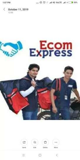 Ecom Express courier service