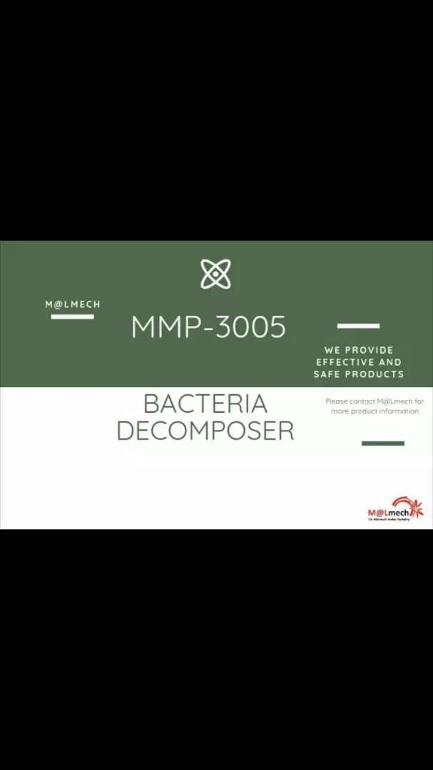 Bacteria Decomposer_MMP-3005 0