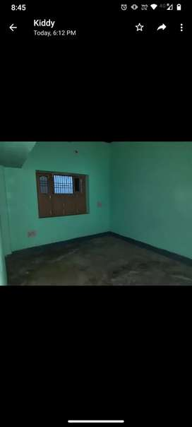 2bhk home with  very homely feeling