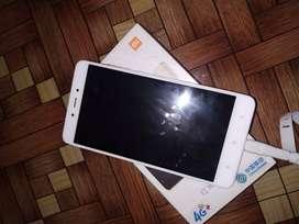 Xiaomi redmi note 4X 3/64gb fullset