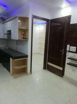 2bhk floor vitrified tiles flooring,Modular Kitchen 90% Laon