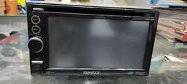 Kenwood Original 2 DIN Size DVD Led Player