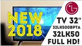 FULL HD LG 32 INCH Digital LCD LED TV 1080p New LK Series DVB-T2 Ready