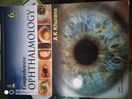 Comprehensive opthalmology