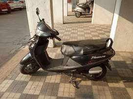 Hero Honda Pleasure in good condition for sale in pune