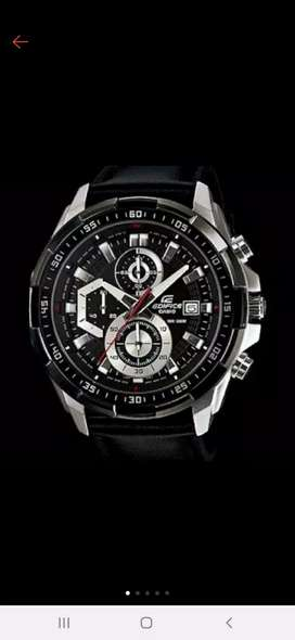 Jam tangan Pria casio Edifice Type 539 Ori