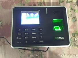 Boimax biomatric attendance machine