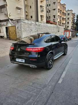 Mercedes-Benz GLC Class 43 AMG Coupe, 2019, Petrol