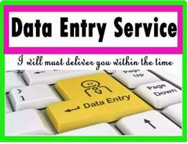 English Data Entry