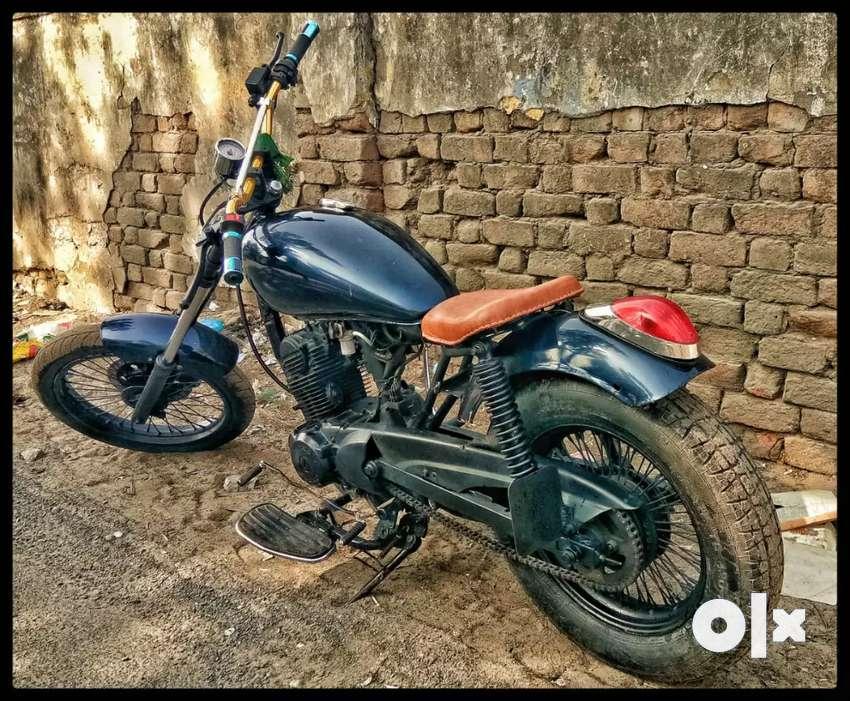 Modified bike best condishon 0