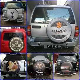Sarung cover ban Rush Terios Taruna Touring CR-V Feroza Vitara Escudo