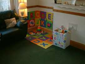 Baby day care home and drop in service