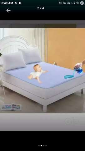 Bed protecter for water