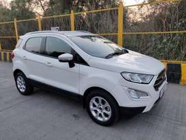 Ford Ecosport 1.5 Petrol Titanium Plus AT, 2019, Petrol