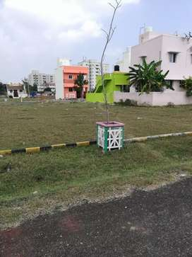Redy to residencial plots sale in omr