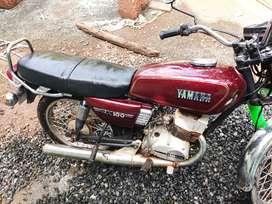 Yamaha rx 100 max 100
