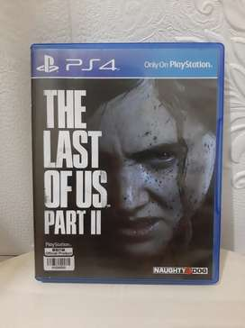 Kaset Ps4 The Last Of Us Part II